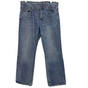 American Eagle Bootcut Jeans Size 36x34